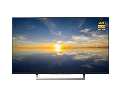Amazon Com Sony Xbr49x800d 49 Inch 4k Ultra Hd Tv 2016 Model