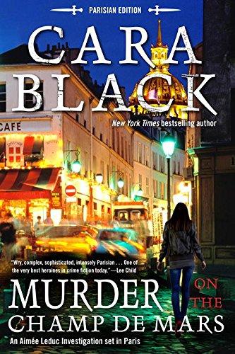 Murder On The Champ De Mars An Aime Leduc Investigation Book 15