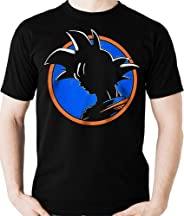 Camiseta Goku Dragon Ball Z Super (geek) Anime Camisa Blusa