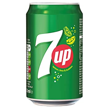 7up regular soft drink can 330ml ref a01095 pack 24 amazon co uk