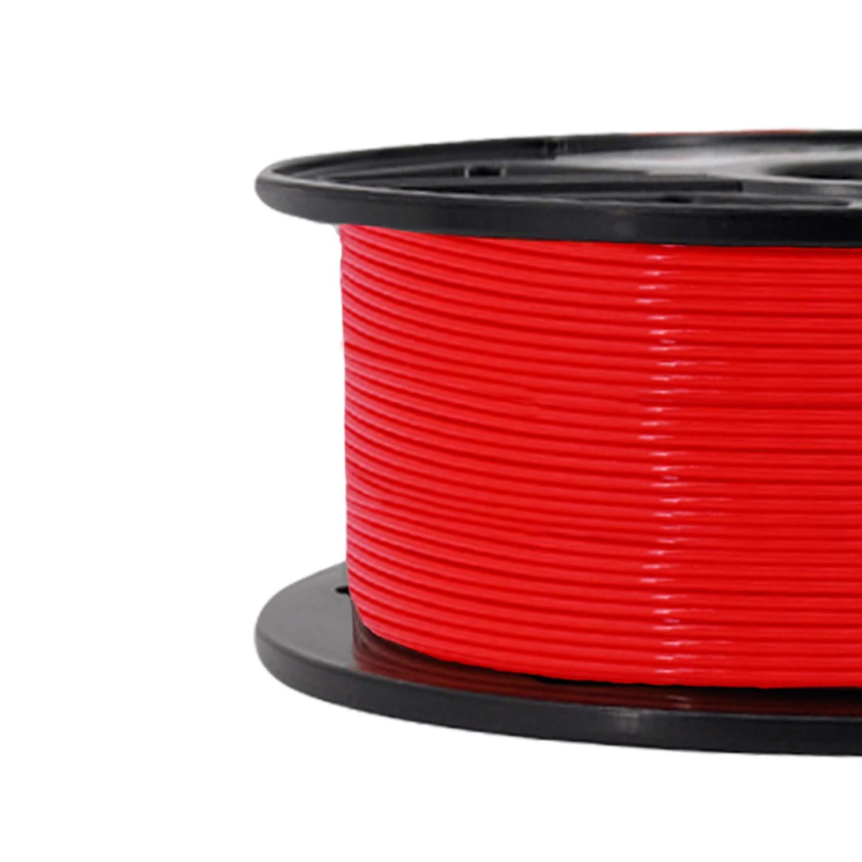 2.2 lbs Dimensional Accuracy +//- 0.03 mm,REACH Certificate,Eco-friendly Aqua Blue 100/% Virgin Raw Material YOYI PLA 3D Printer Filament 1.75mm 1KG Spool