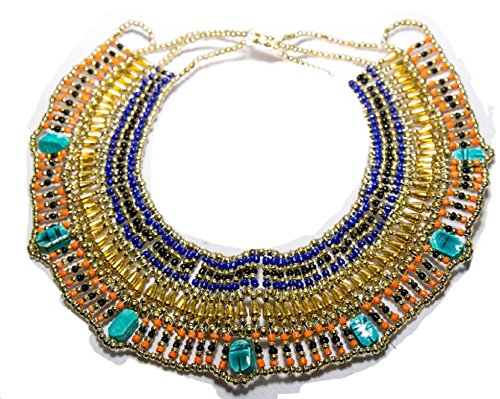 Necklace Egyptian Costume Accessory - 3