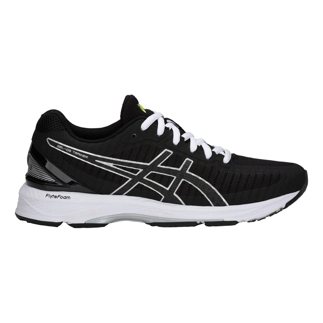 ASICS Womens Gel-DS Trainer 23 B077MTK97V 6.5 M US|Black/Silver