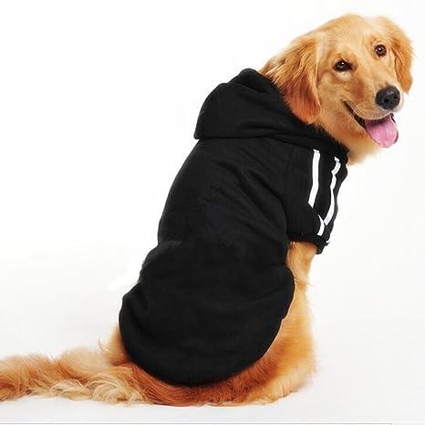 Namsan perros medianos y grandes perros Deportes Sudaderas con capucha, Jersey De Perro, perro