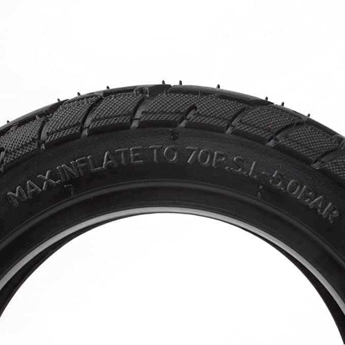 Amazon.com: wingsmoto 8 x 200 – 5 Tubeless Tire 8 inch Tyre ...