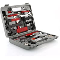 Deckey Bicycle Repair Tool Kit,48 Pcs Multi-Functional Bicycle Maintenance Tools with Handy Bag