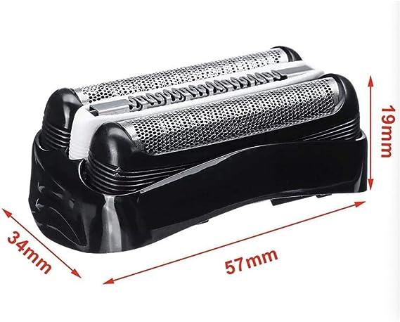CSPone - Cabezales de repuesto para maquinilla de afeitar Braun ...