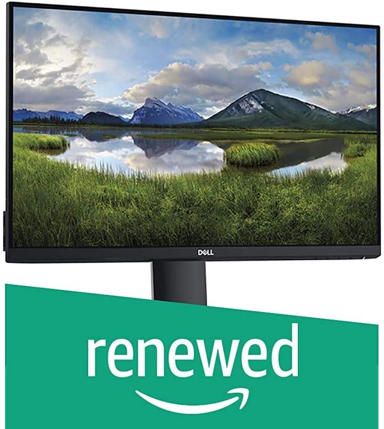 DELL 24inch PRO P2419H IPS FULL HD 1920X1080 HDMI VGA DISPLAY PORT LED LCD MONITOR (Renewed)