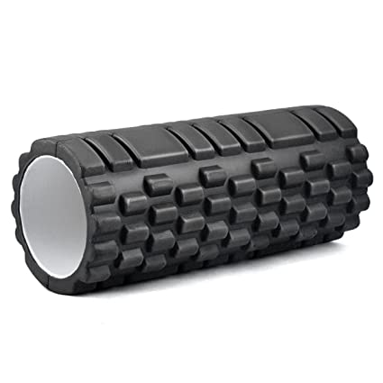 TNP Accessories Foam Yoga roller the grid beast roller for massage workout and fitness Pilates