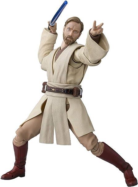 Obi-Wan Kenobi Episode I S.H Figuarts Action Figure Bandai STAR WARS
