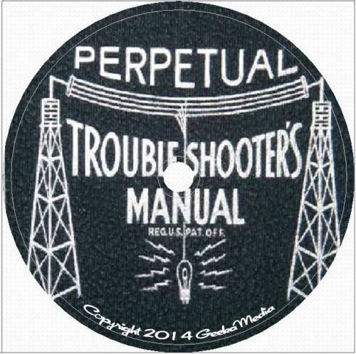 Riders Perpetual Troubleshooters Manuals radio product image