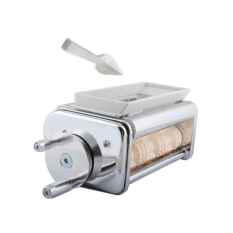 Amazon.com: Poweka Ravioli Maker Compatiable with KitchenAid ...