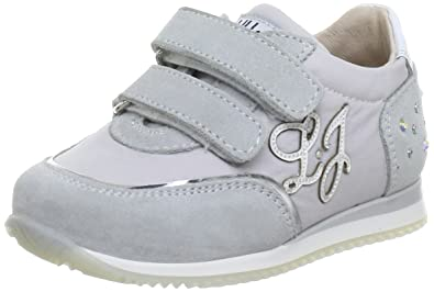 Liu Jo Girl STOP Trainers Girls grey Grau (GRIGIO) Size  23 27f1c121475
