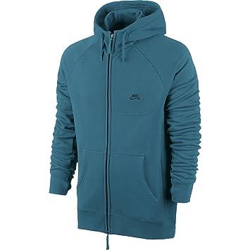4d1fb6b8c2026 Nike SB Everett Graphic FZ Hoodie Sweat-Shirt pour Homme - Bleu - M ...