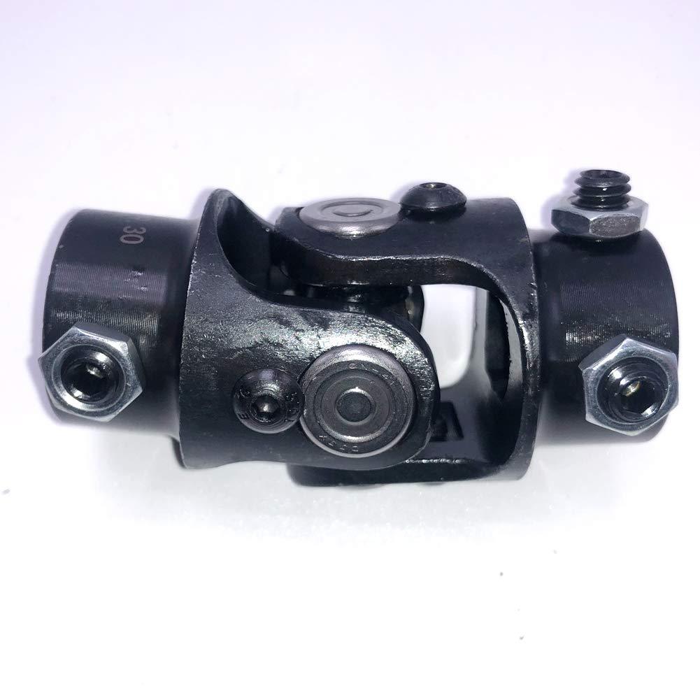 JSD 3//4-36 Spline x 3//4 DD Universal Steering Shaft U Joint
