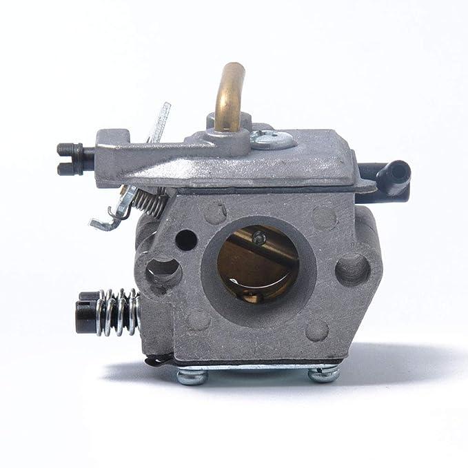 QJiang Motores Cortadora de césped Carburador Carb Harvester ...