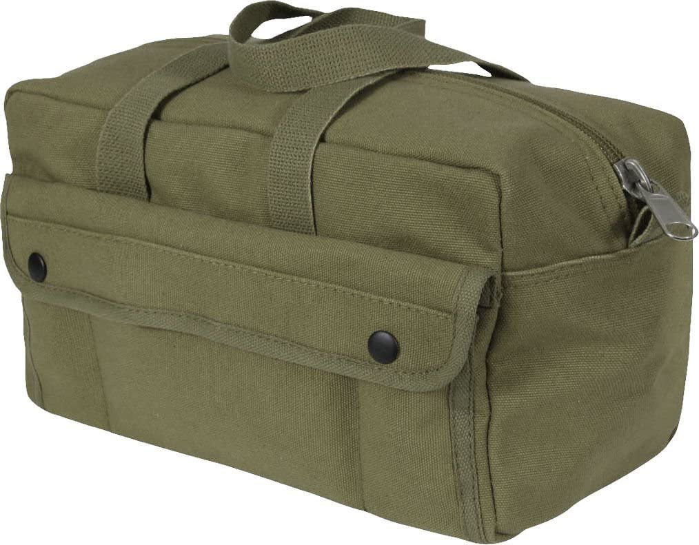 Rothco GI Style Military Heavy Weight Cotton Canvas Mechanics Tool Bag