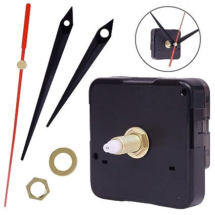 Amazon com: AurelionX Clock Mechanism Clock Movement Replacement