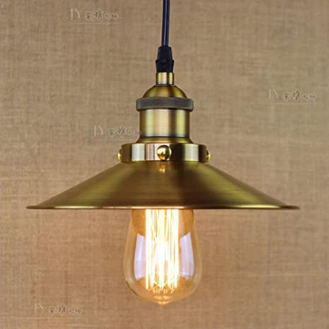 Esterno Classico Lampadario in bronzo antico luce pendente lampada sospesa lampada