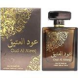 Oud al ateeq Eau de Parfum For Unisex - 100ml