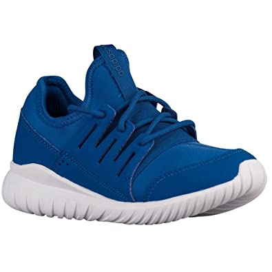 buy online bf7cd c04e1 adidas Tubular Radial K  S75010 (1Y) Blue White