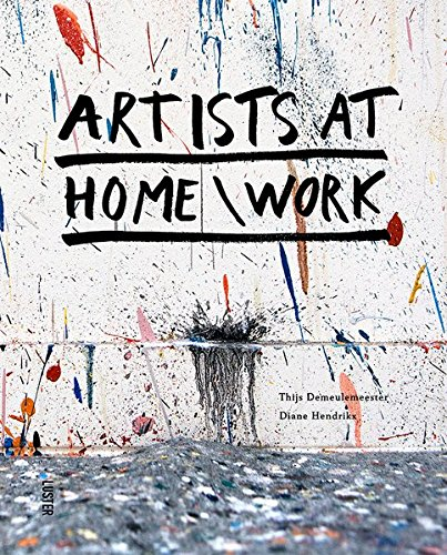 Artists at Home/Work pdf epub