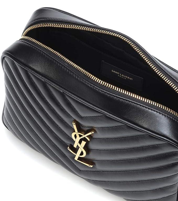 e74ce790c4d Amazon.com: France YSL Women's Lou leather shoulder bag: Enjoy Exlifshop