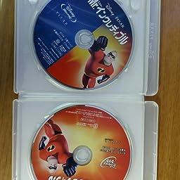 Amazon Mr インクレディブル Dvd 映画