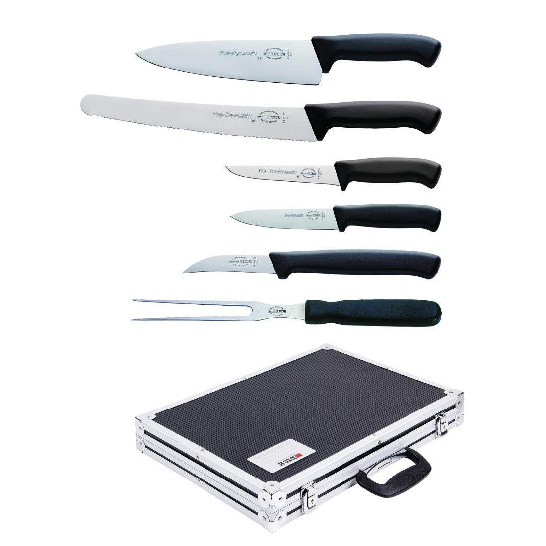 Dick Knives GF529 Magnetic Knife Case Set