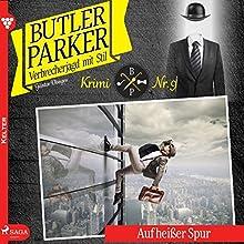 Auf heißer Spur (Butler Parker 9) Hörbuch von Günter Dönges Gesprochen von: Thorsten Breitfeldt