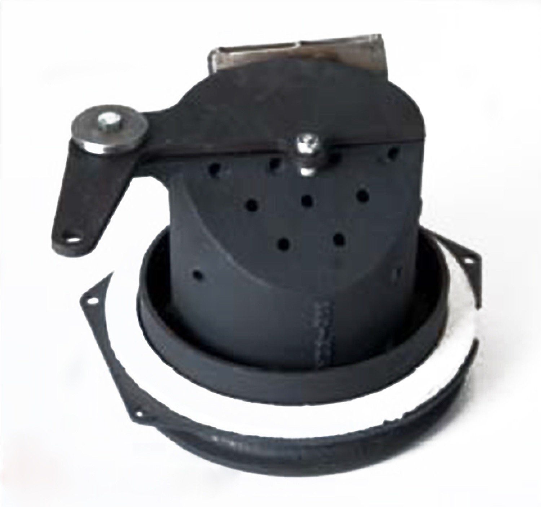 EZ Clean Burnpot for Quadrafire 800, 1000 and