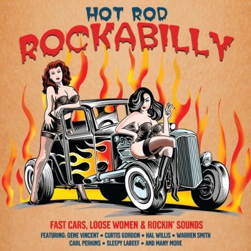 Hot Rod Rockabilly 2 CD product image