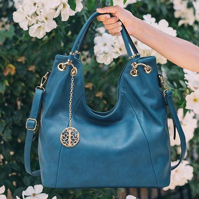 Burgundy boho chic bucket tote bag Shoulder bag for women with Gold straps Vegan tote bag Vintage look