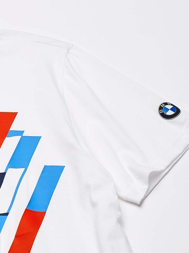 PUMA Mens BMW M Motorsport Graphic Tee Q2, Puma ...