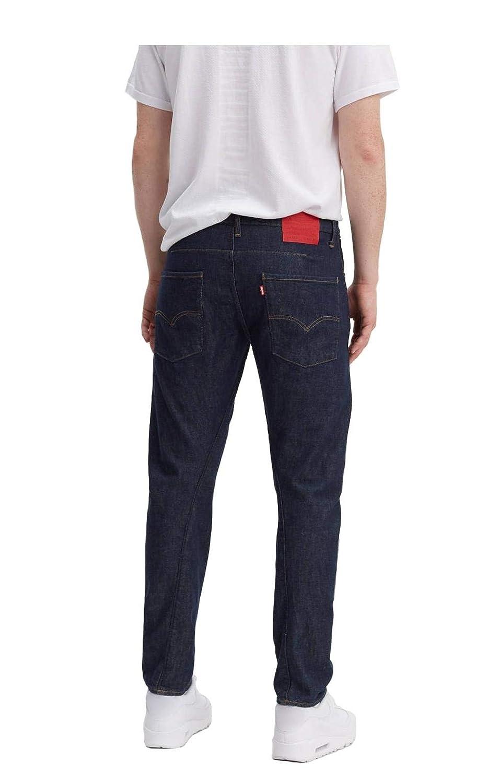 Levi's-Jeans 502 72775 75 00 Foncé