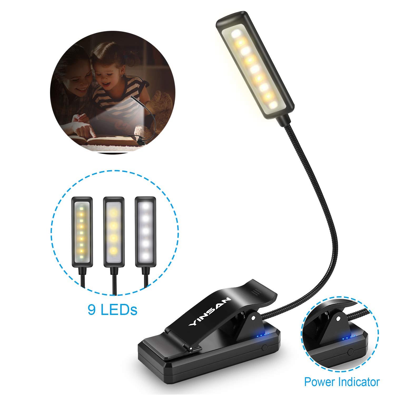 Flexo LED compacto y a batería