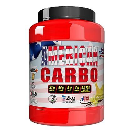 American Suplement - Carbohidrato - subidor de peso - 2kg ...