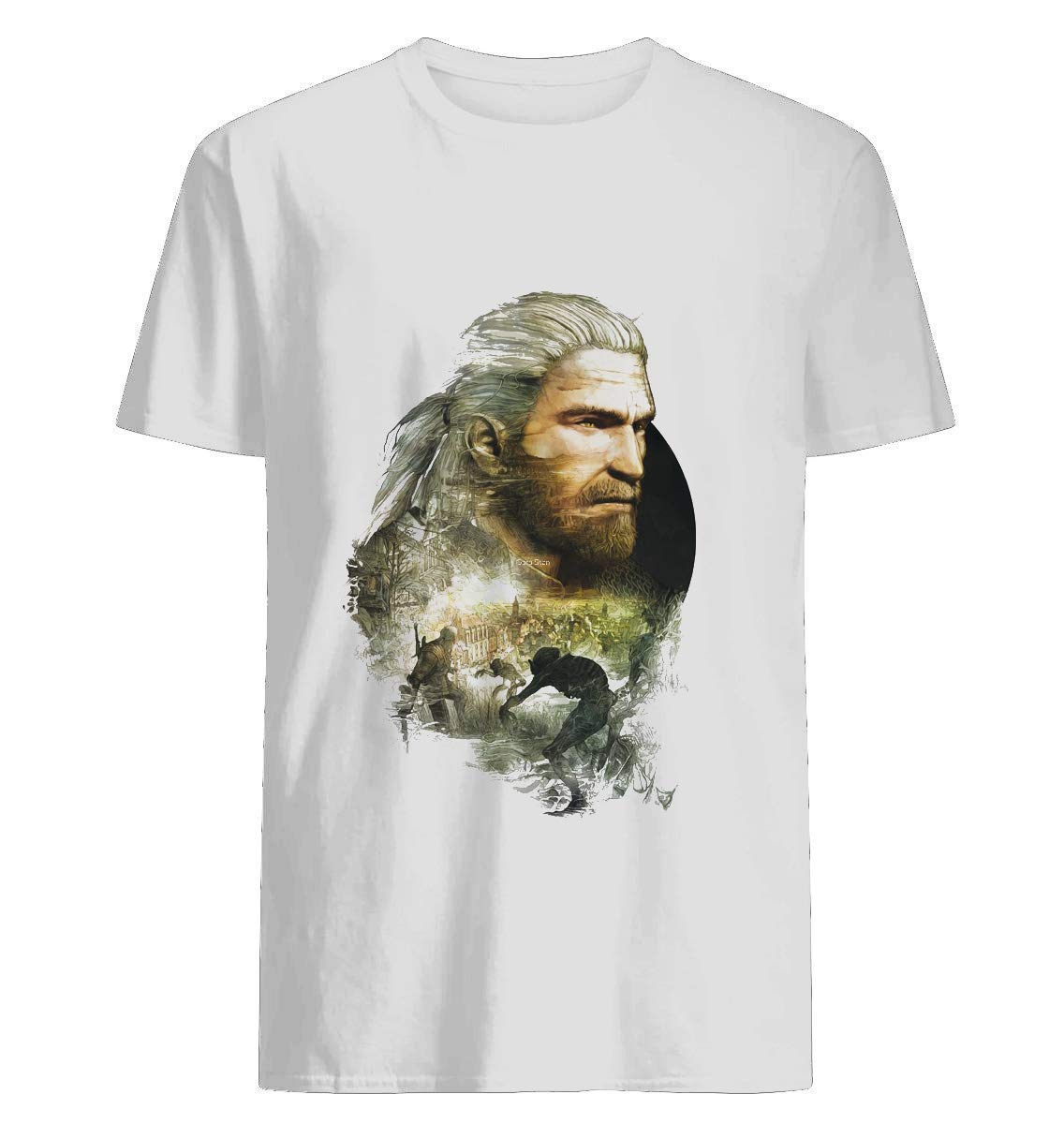 Geralt Of Rivia The Wit 3 Shirts
