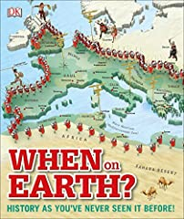 Teach history in a way that's fascinating to visual learners and children who are captivated by pictures and timelines. When on Earth? approaches history in a different way than most books, giving context that can put what children learn in s...