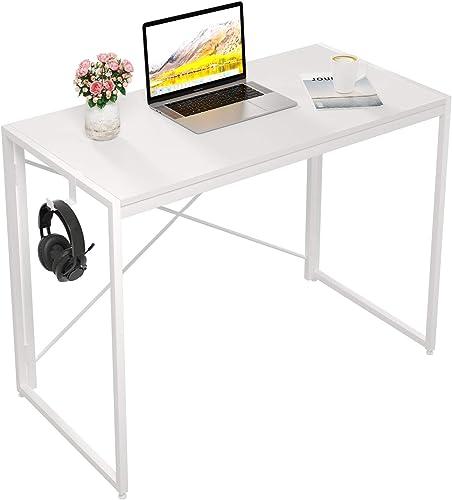 KTT Folding Writing Computer Desk