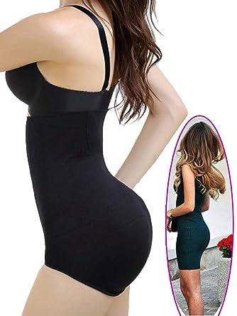 3da8f9a4d8 SAYFUT Womens Hi-Waist Body Shaper Panty Butt Lifter Po Push Up Boyshorts  Girdle Tummy