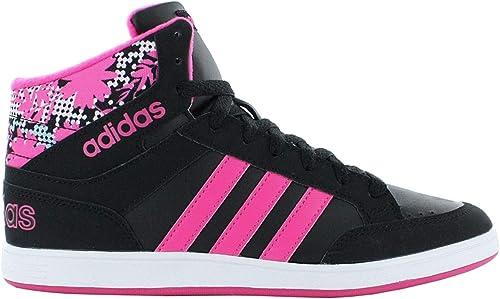 inyectar fricción Difuminar  Adidas Tenis Hoops Negro/Rosa Niña Cg5736 Original - Negro-Fucsia - 24:  Amazon.com.mx: Ropa, Zapatos y Accesorios