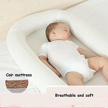 Amazoncom Aik At Co Sleeping Cribs Natural Weaving Technique