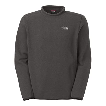 c2831a087 Amazon.com : The North Face Men's Gordon Lyons Crew Graphite Grey ...