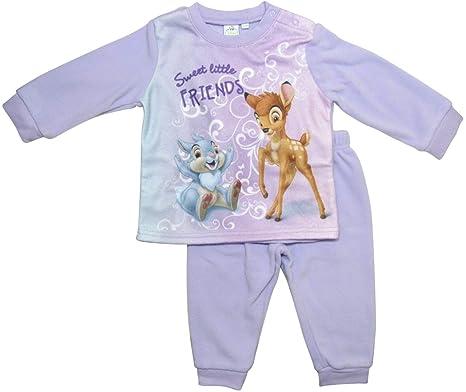c581b77901 Minnie Mouse Bambi und Klopfer Schlafanzug Mädchen Disney Schlafanzüge:  Amazon.de: Bekleidung