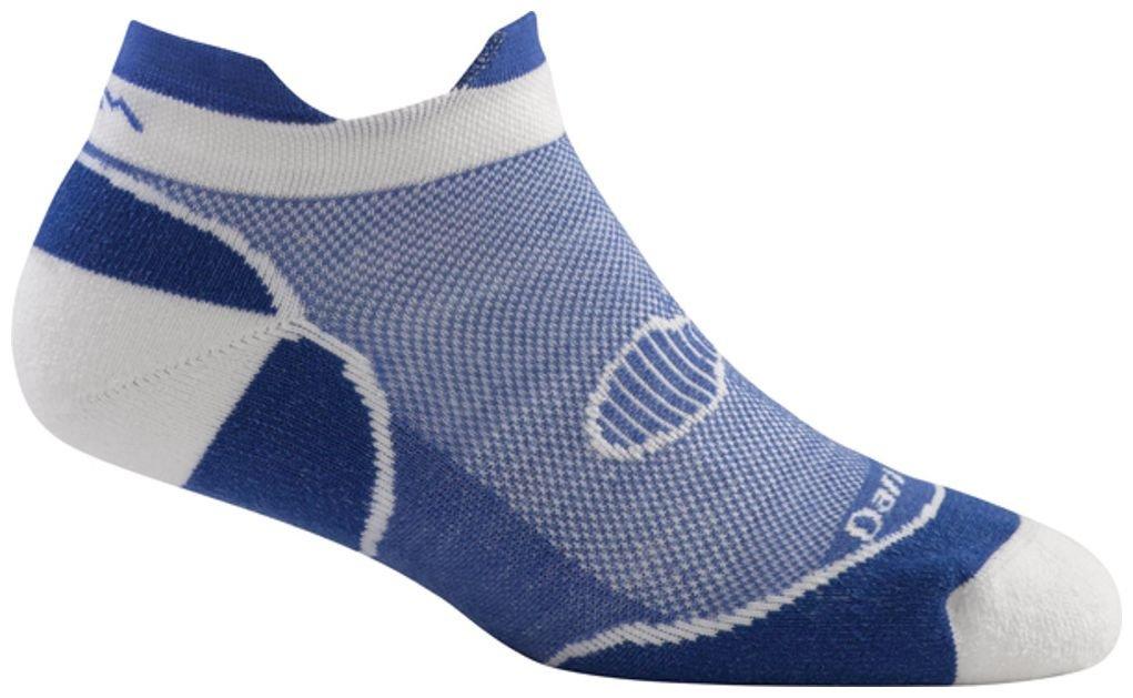 Darn Tough Merino Wool Double Cross No Show Tab Sock - Women's