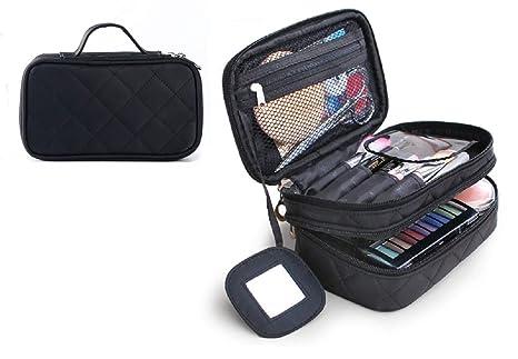Amazon.com: DMtse - Bolsa de viaje para maquillaje y ...