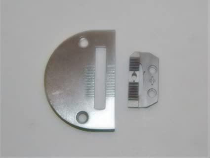 CONSEW 206RB WALKING FOOT NEEDLE PLATE AND FEED DOG 18030 /& 18031
