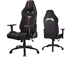 Gaming Chair, Acethrone Ergonomic PC Video Gaming Chairs Comfortable Desk Chair, Big and Tall Reclining Office Chair for Teen