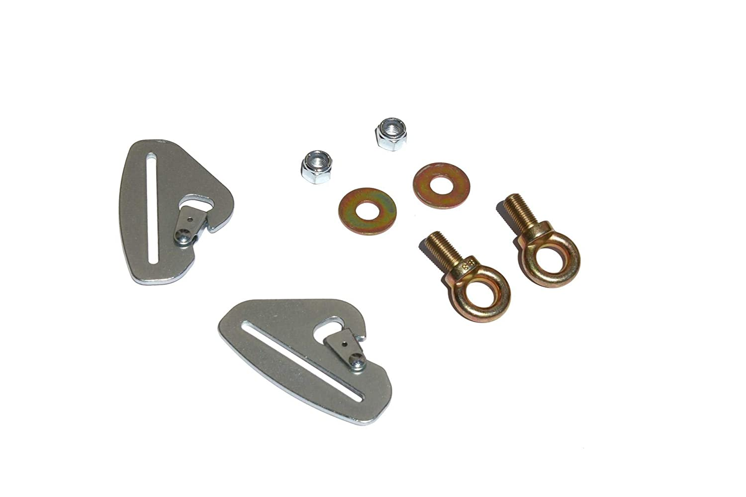 Dragonfire racing RZR POLARIS 3 inch Quick Release Harness Mounting Kit #14-0090